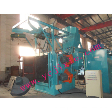 Hook Shot Blasting Machine (Q378E)