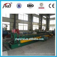 Estrutura de aço galvanizado de baixo preço C Máquina de laminação de rolo Purlin