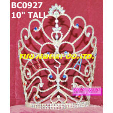 pageant crystal crowns and tiaras