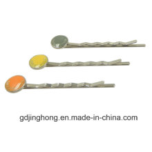Different Designs Zinc Alloy Fine Quality Hairpin