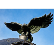 animal metal bronze garden outdoor eagle statues supplier