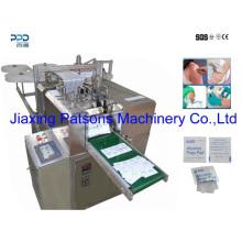 Almohadilla de preparación de alcohol totalmente automática de alta calidad que hace la maquinaria