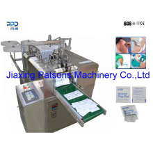 High Quality Fully Auto Alcohol Prep Pad Making Machinery