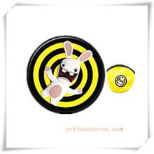 Nylon Frisbee mit individuellem Druck, Sport Spielzeug