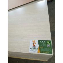 Wood Veneer Commercial MDF Plywood
