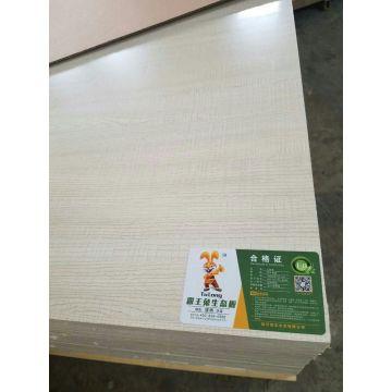 Placage de bois Commercial MDF contreplaqué