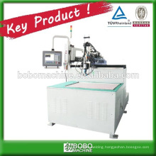 Cabinet panel switchboard filter pu sealing machine