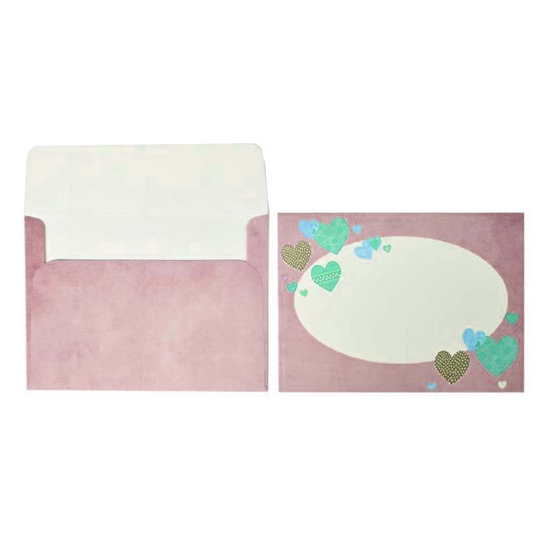 postcard envelope card greeting card bag