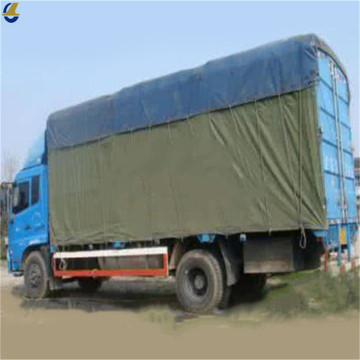 PVC Coated Polyester Tarps For Truck