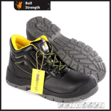 945 modelo PU/PU Outsole série tornozelo protetor sapato de couro (SN5485)