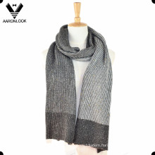 2016 Latest Winter Fashion Knitted Nep Yarn Scarf