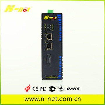 Unmanaged Industrial Ethernet Siwtch