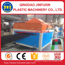 PE Artificial Mat Machine