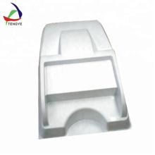 vácuo plástico que dá forma à tampa da máquina do escudo da máquina da peça da máquina