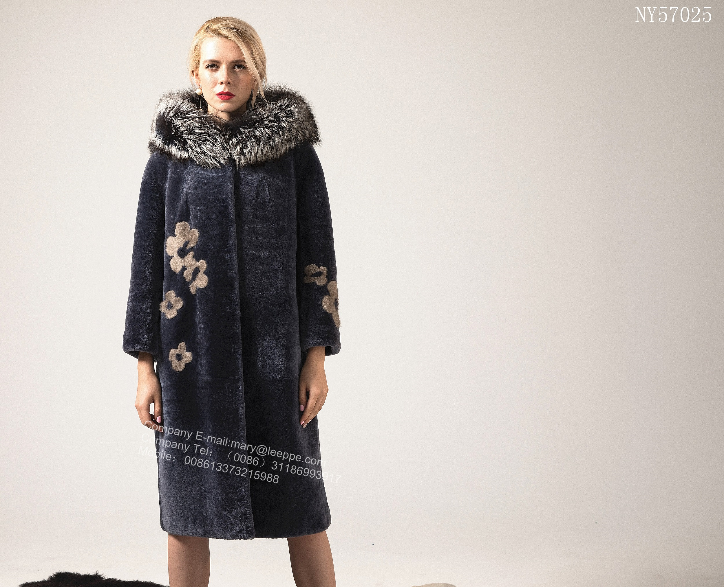 Women Long Leisure Coat
