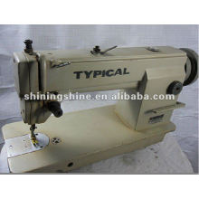 Machine de couture à pédale industrielle