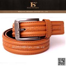 Hot Sale Genuine Cowhide Famous 100% mens new fashion pu belt