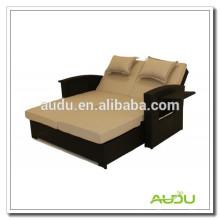 Audu Outdoor Cama reclinável reclinável barata