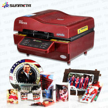 Sunmeta 3D Sublimation Vacuum Heat Press Machines