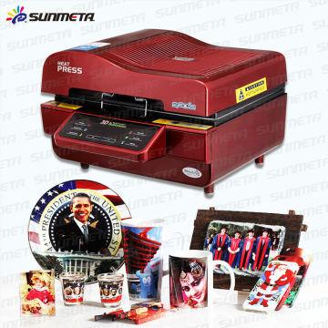 Precio al por mayor de la impresora digital caliente de la sublimación del teñido 2014 de la venta