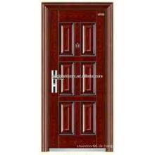Luxus Design Stahl Sicherheit Tür/Eingang Tür KKD-307 aus China-Hersteller