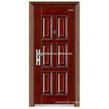 Luxury Designs Steel Security Door/Entrance Door KKD-307 From China Manufacturer