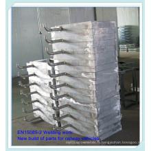 Produits de soudage en alliage d'aluminium