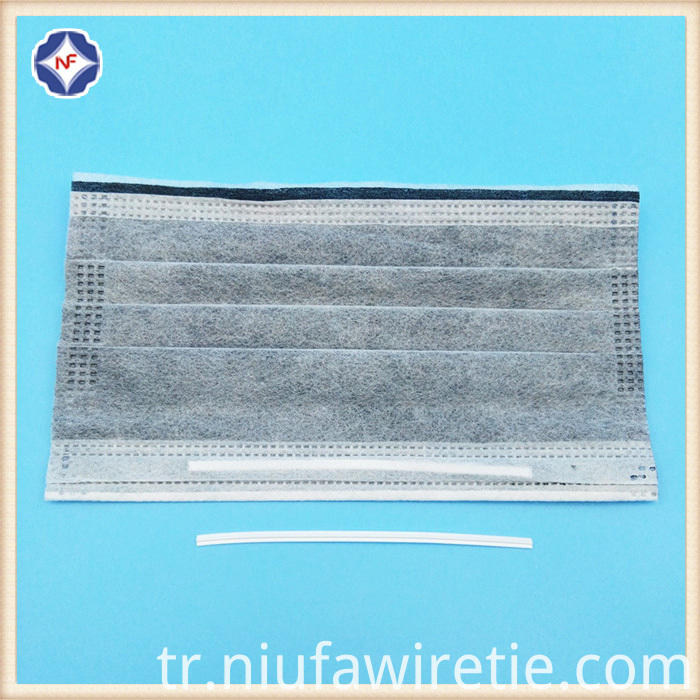 Nose Wire For Non Woven Face Mask