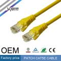 SIPU 1m CCA verkupfert Aluminium grau Kommunikation Netzwerk utp Katze cat5e Kabel