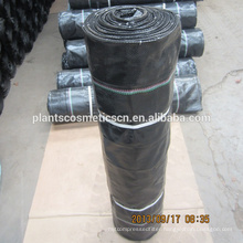 100gsm silt fence fabric with wire