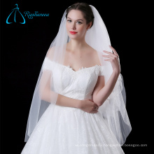 Elegant Simple Tulle High Quality Elegant White Wedding Bridal Veil