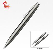 Модная серебряная рекламная подарочная шариковая ручка высокого качества
