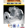1/2/3/4 PC Pn16 acero inoxidable CF8m tipos de válvula de retención de agua