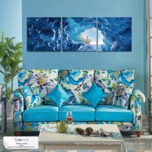 Diseño moderno de la pared de la naturaleza de la decoración