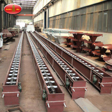 XGZ Cast Stone Scraper Conveyor Horizontal