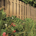 Dog Ear Stockade Fence, Composite Fence