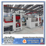 Green Sand Automatic Molding Moulding Machine with ISO BV SGS