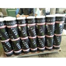 Membrane imperméable à l'asphalte modifiée Sbs avec ISO 9001