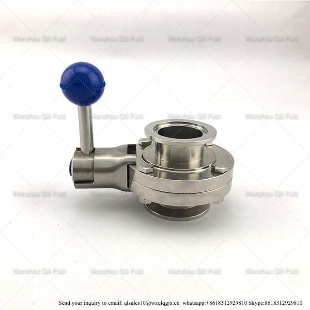 Butterfly valve 7