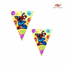 Popular Party Decoration Customized Paper Flags