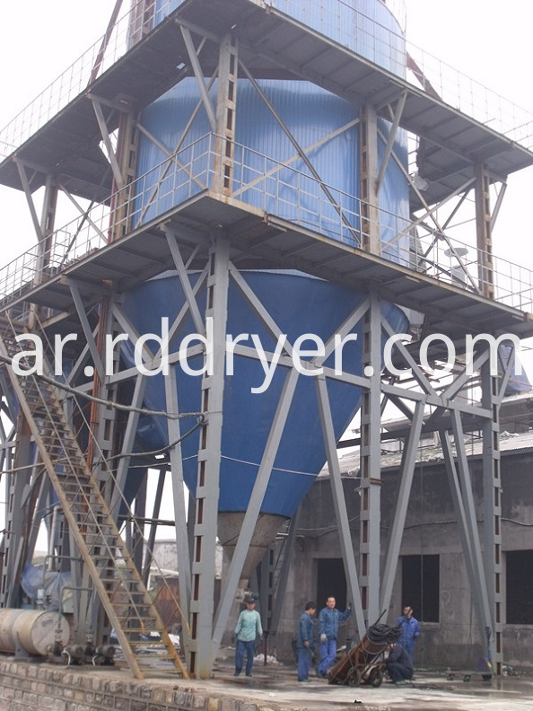 High Speed Centrifugal SBR Latex Spray Dryer