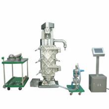 Centrifugeuse industrielle à tube tubulaire pour traitement continu des matériaux