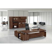 Meuble de bureau en bois Bureau directeur exécutif (HF-TWB112)