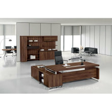 Деревянная офисная мебель Представительский офис руководителя (HF-TWB112)