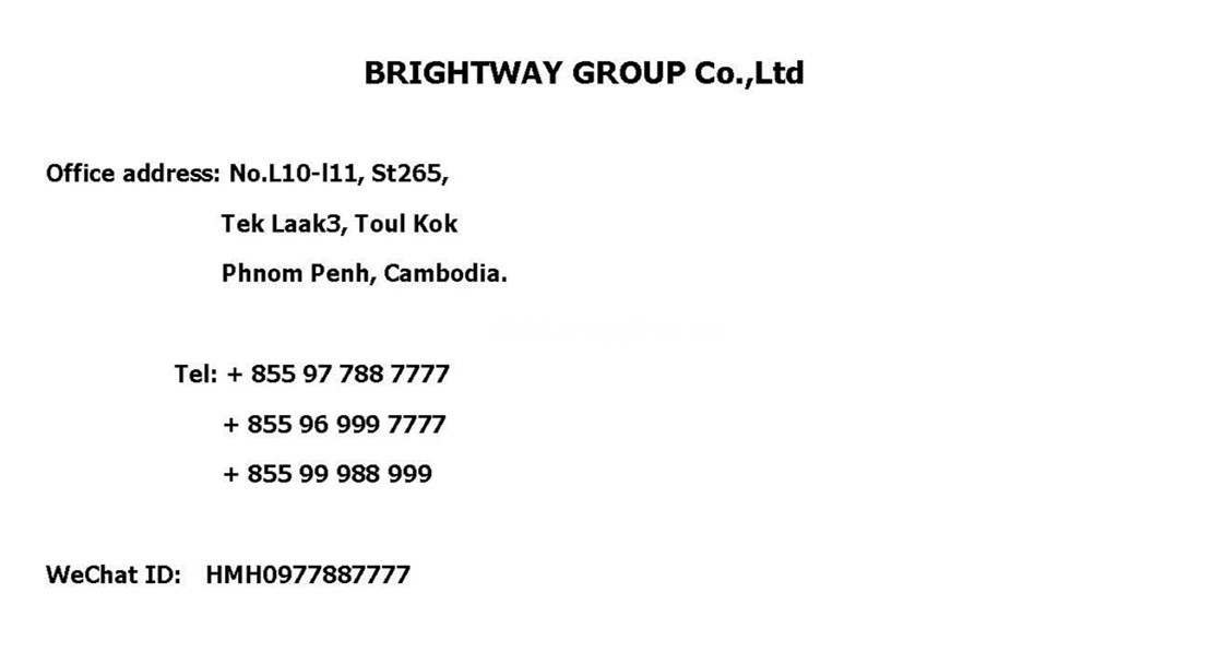 BRIGHTWAY GROUP Co001