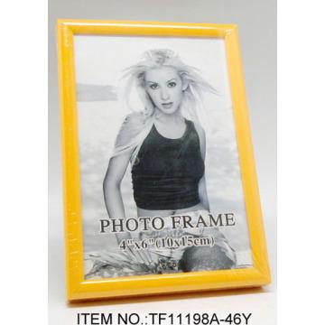 Cheap Plastic Glass Photo Frame