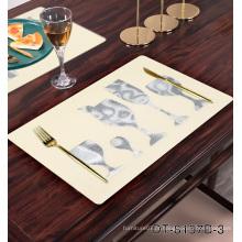 Novos diagramas de mesa retângulo com padrão de design