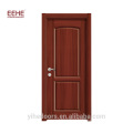 China Produced Manufacturer Cheap PVC Wood Bedroom Door