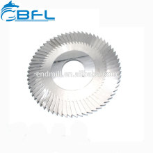 BFL Solid Carbide Saw Blade Milling Cutters/Carbide Saw Blade