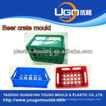 Molde de la caja del volumen de ventas, molde de la inyección del cajón de la cerveza